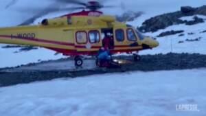 Valle d'Aosta, morte assiderate le due alpiniste disperse sul Monte Rosa