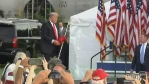 """Usa, Trump: """"Biden antipatriottico, difenderemo il 4 luglio"""""""