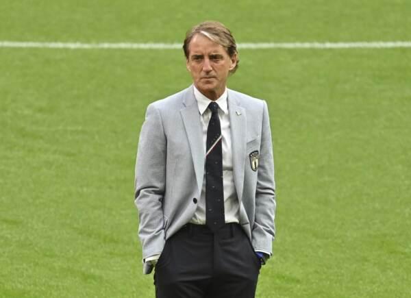"""Italia-Spagna, Mancini: """"Mi intriga l'idea di andare in finale ma servirà una grande partita"""""""