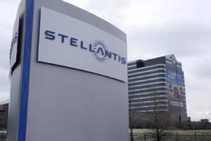 Italy Stellantis Foxconn