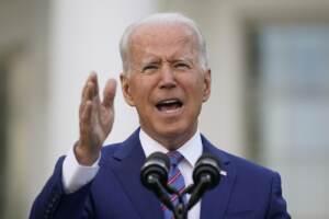 Usa, il presidente Joe Biden alle celebrazioni del giorno dell'indipendenza alla Casa Bianca