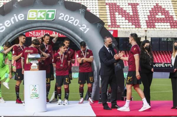 Salernitana, da Figc ok a trust iscrizione Serie A
