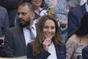 Covid, Kate Middleton in isolamento dopo il contatto con un positivo - foto di repertorio