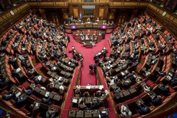 Senato - Voto su calendarizzazione in aula del ddl Zan