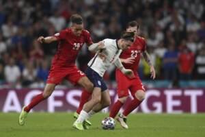 Inghilterra vs Danimarca - Euro 2020 - Semifinale