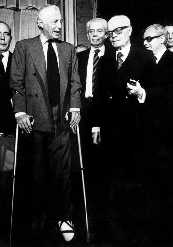 8 luglio 1978: Sandro Pertini è il settimo Presidente della Repubblica