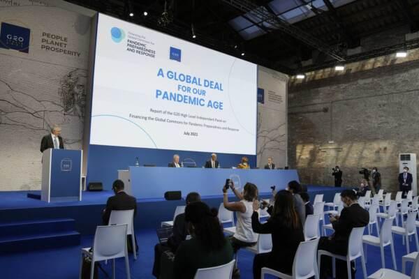 G20, a Venezia storico accordo su fisco. Intese anche su clima e pandemia