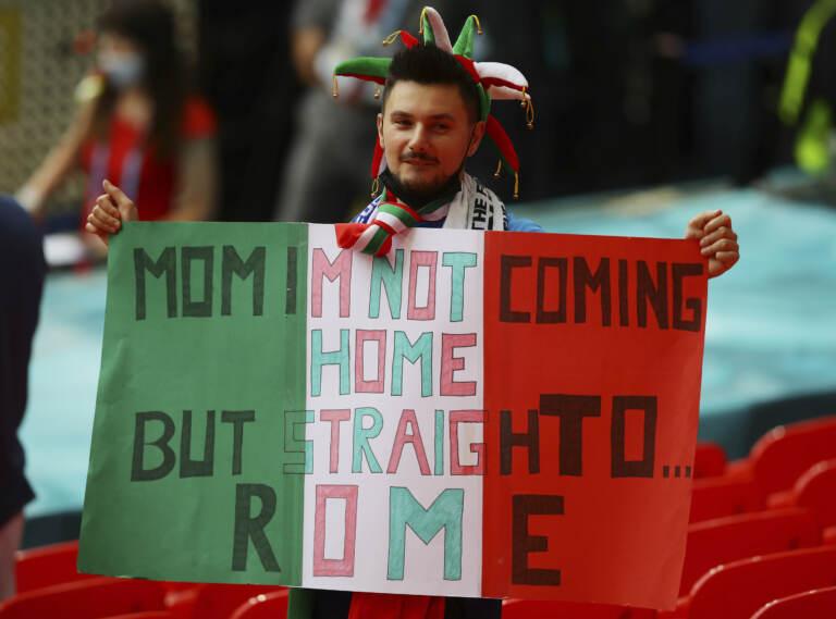 Euro 2020, Inghilterra-Italia: tifosi pronti per finalissima