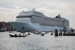 Venezia, Franceschini: Da 1 agosto stop grandi navi davanti a San Marco