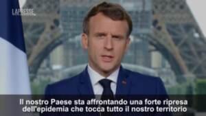 Francia, Macron annuncia obbligo vaccinale per il personale sanitario