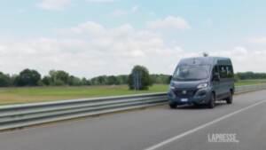 Stellantis, Fiat Professional presenta il nuovo Ducato 2021