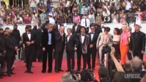 Cannes, sul red carpet il cast stellare di Wes Anderson