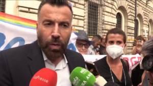 """Alessandro Zan: """"A Renzi dico no a mediazione con destra che vuole affossare la legge"""""""