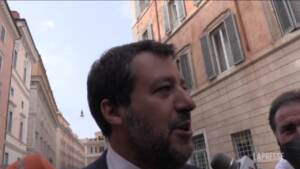 """Polemiche su festeggiamenti azzurri, Salvini: """"Nell'Oms troppa ideologia"""""""
