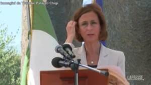 """S. Maria Capua Vetere, Cartabia: """"Sovraffollamento primo problema"""""""