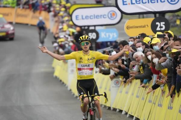 Ciclismo, Tour de France 2021 - Diciottesima tappa