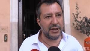 """Rai, Salvini: """"Nomine fatte da Draghi e votate dal Parlamento"""""""