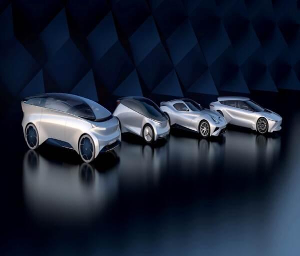 ICONA Design Group - design automotive