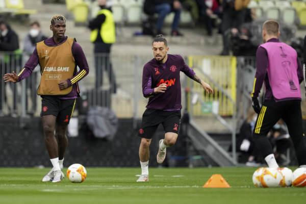 Europa League, la vigilia della finale tra Manchester United e Villarreal