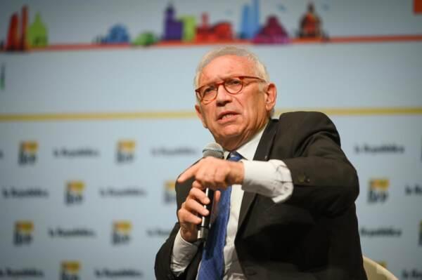 Bologna, Repubblica delle Idee: intervento del Ministro Patrizio Bianchi
