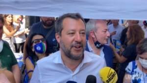 """Comunali, Salvini: """"Per me il candidato a Bologna è Battistini"""""""