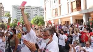 Strage via d'Amelio: Palermo ricorda Paolo Borsellino e gli agenti della scorta