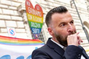 Omofobia - a favore DDL Zan