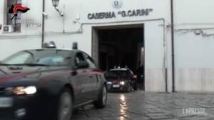 Palermo, blitz antimafia di carabinieri e polizia: fermate 16 persone