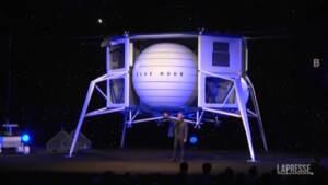 Oggi il volo di Jeff Bezos nello spazio