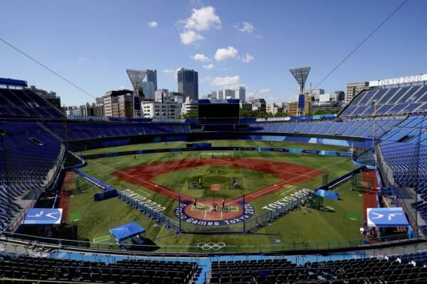 Tokyo 2020, team australiano di softball si allena in vista dei Giochi Olimpici
