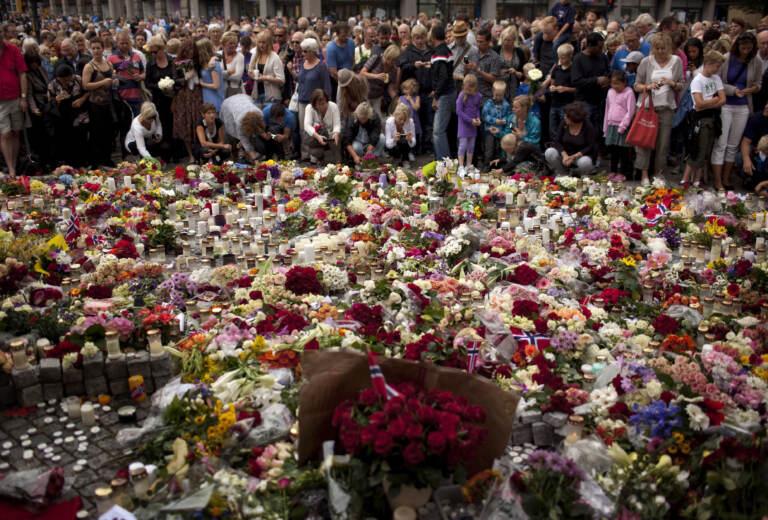 Memoriale a Oslo
