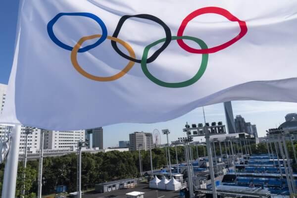 Tokyo 2020, gli atleti si allenano a due giorni dalla cerimonia inaugurale