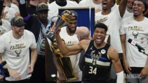 I Milwaukee Bucks sono campioni Nba