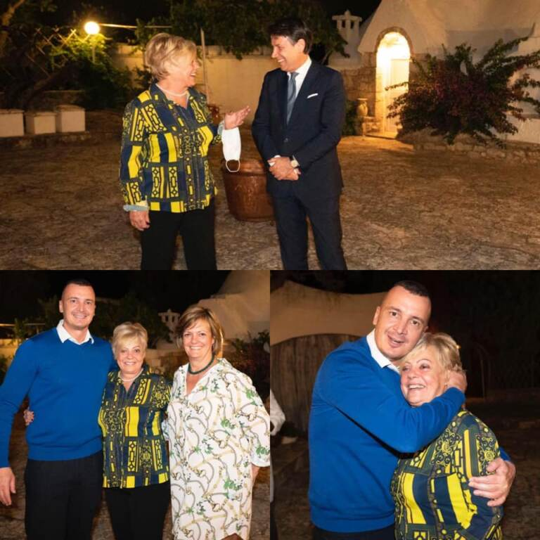 Rocco-Casalino-Conte-Mamma-Facebook