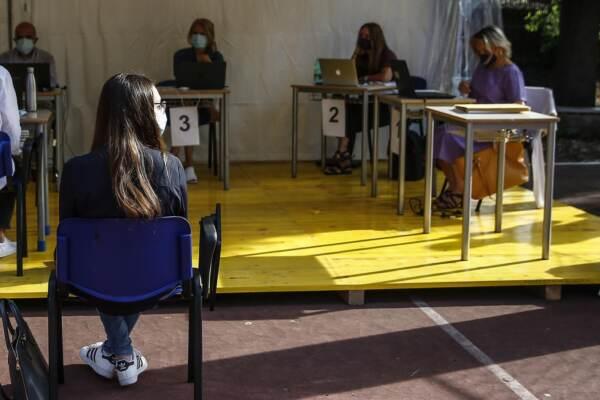 Roma: Maturità 2021, oggi il primo giorno
