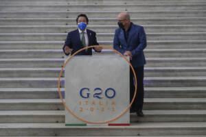 Clima, al via G20: Napoli blindata