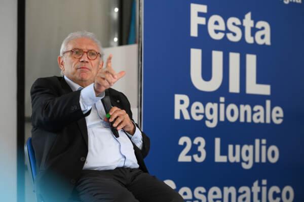 Festa regionale UIL , Ripartiamo insieme - Tavola rotonda: Il paese riparte dalla scuola