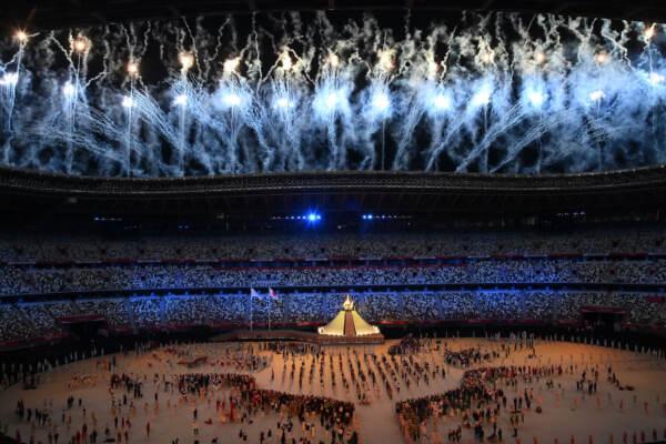Tokyo 2020, Giochi della XXXII Olimpiade - Cerimonia di apertura