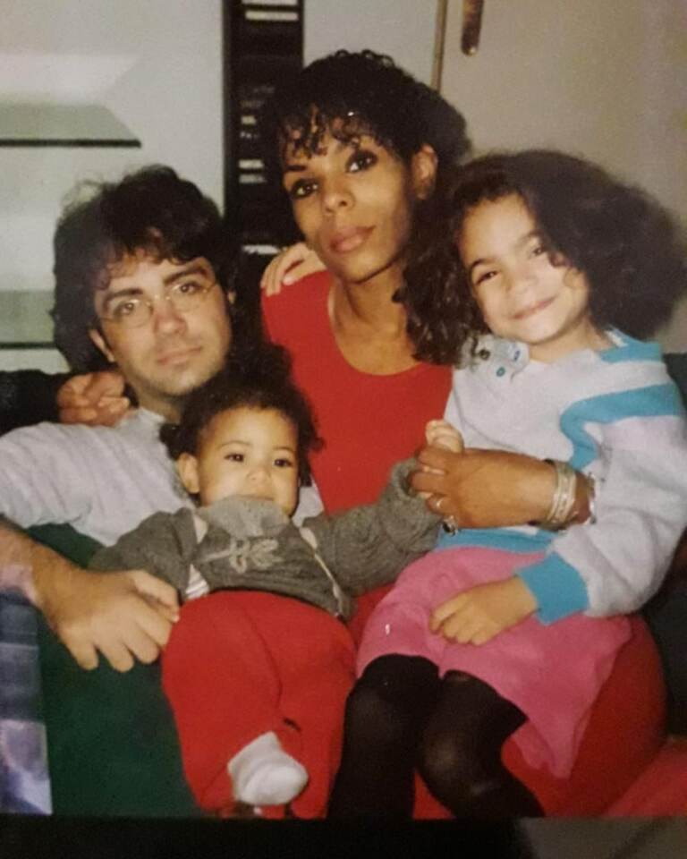 Elodie-genitori-Roberto-Di-Patrizi-Claudia-Marthe-sorella-Fey