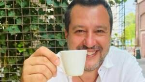 Covid, Matteo Salvini si è vaccinato