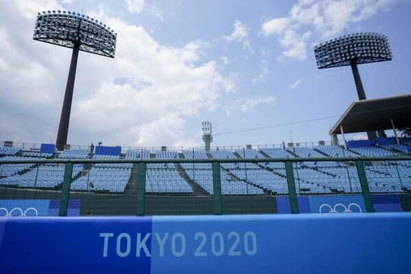 Al via le Olimpiadi di Tokyo: oggi la cerimonia inaugurale con l'imperatore Narhuito
