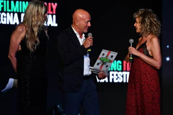 Filming Italy Sardegna Festival 2021 - Red Carpet e prima serata