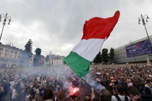 Green Pass, proteste a Roma