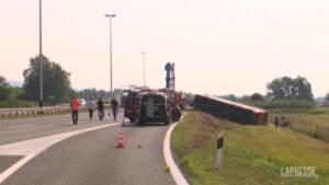 Croazia, un autobus esce di strada: 10 morti e 30 feriti
