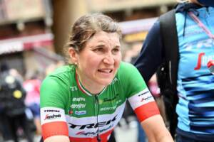 Tokyo 20202, ciclismo: Longo Borghini bronzo nella prova in linea