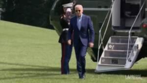 """Usa, Biden: """"Necessario fornire un percorso per la cittadinanza"""""""