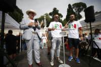 No al Green Pass, manifestanti a piazza del Popolo