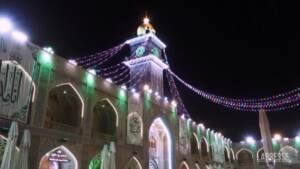 Iraq, a Najaf in migliaia celebrano la festa sciita di Eid al-Ghadir