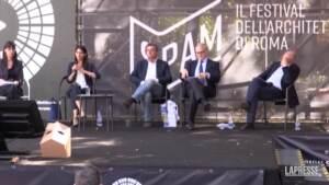 Amministrative Roma, primo confronto pubblico e Michetti abbandona