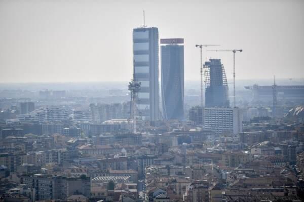 Panoramiche zona Porta Nuova
